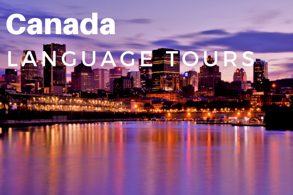 Language Tours To Canada