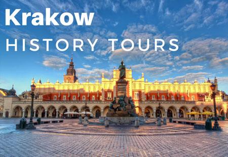 History Trips To Krakow