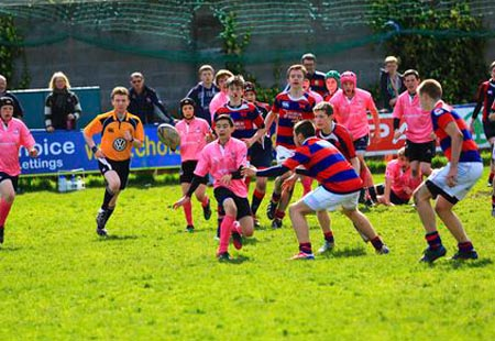 School Rugby Tour