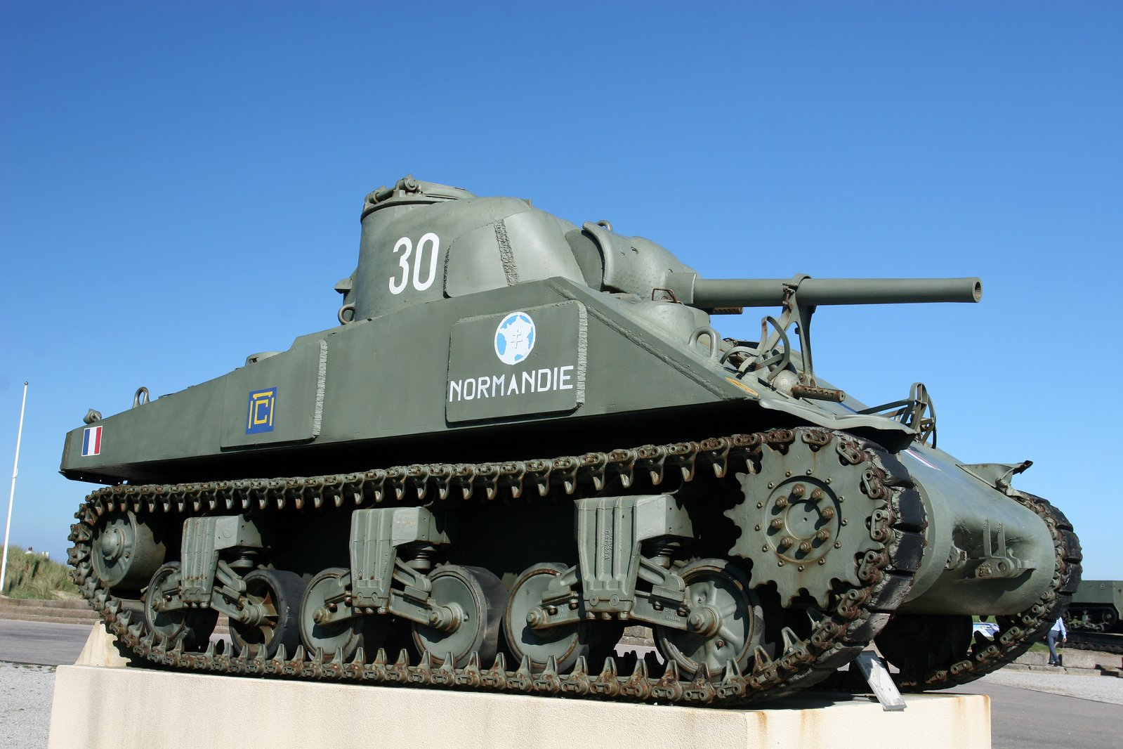 History Trip To Normandy