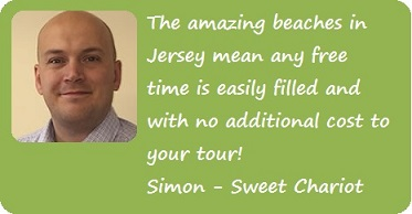 Sweet Chariot Staff Tip