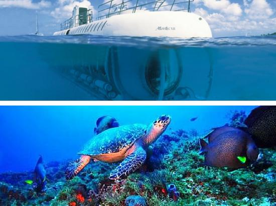 Submarine Experience