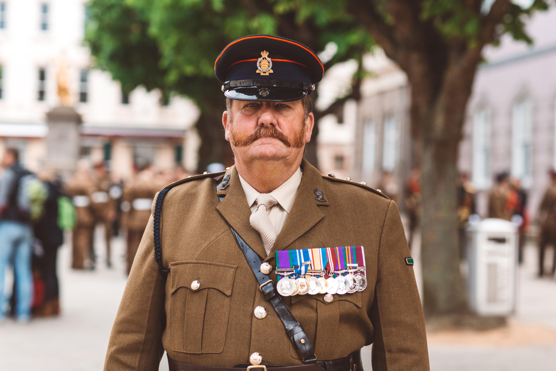 Jersey Soldier